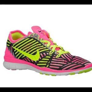 Nike Free TR Fit 5 pink pow